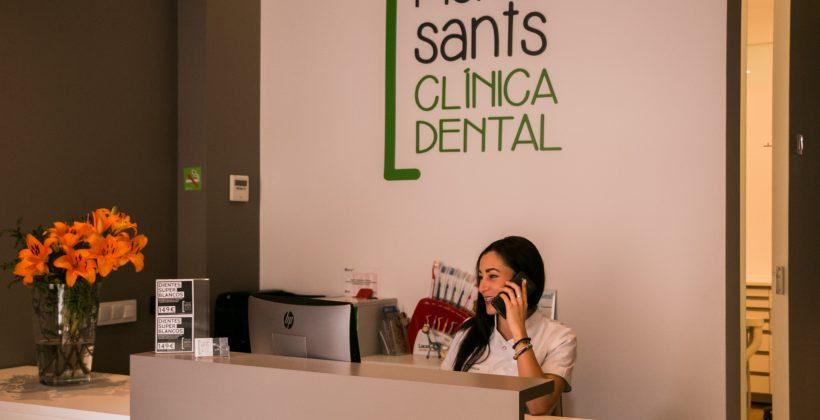 Mercat Sants Dental