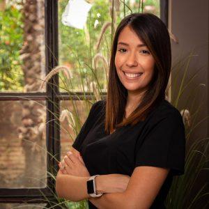 Dra. Daniela Rivas Hernandez